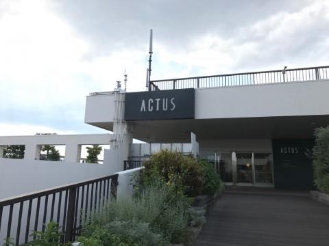 HAPPY REnew !? ACTUS Airport !!